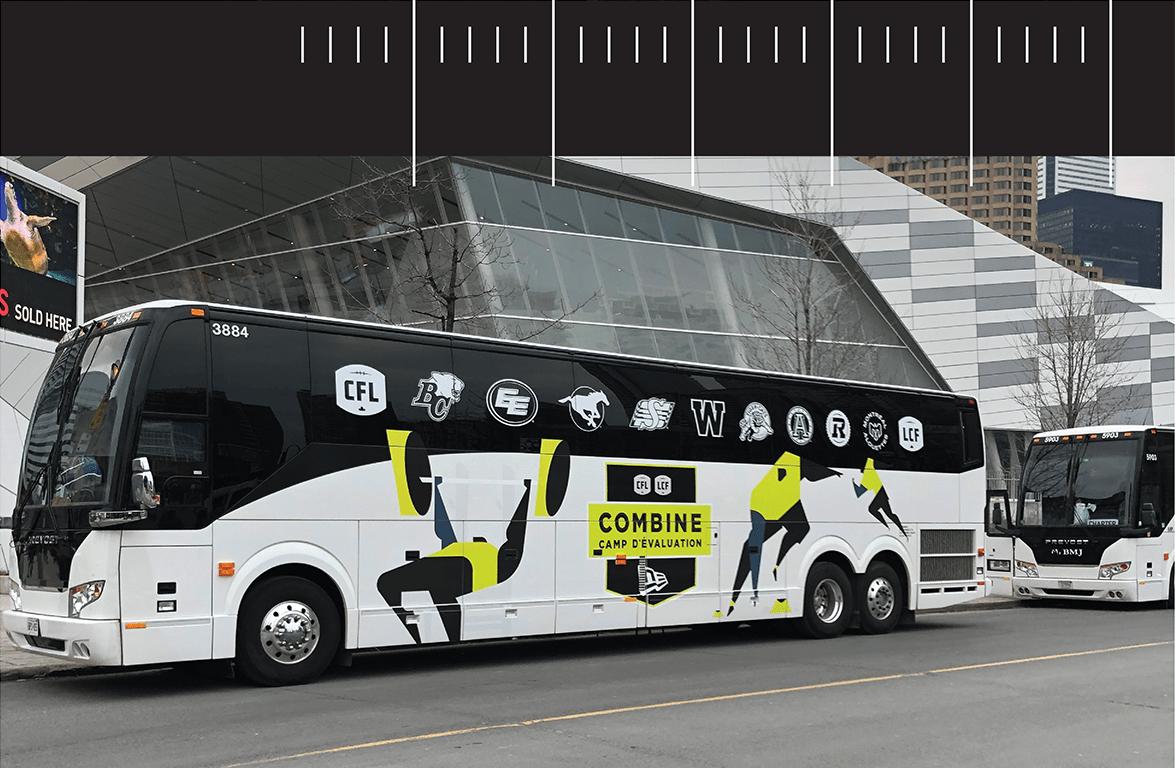 CFL Combine bus