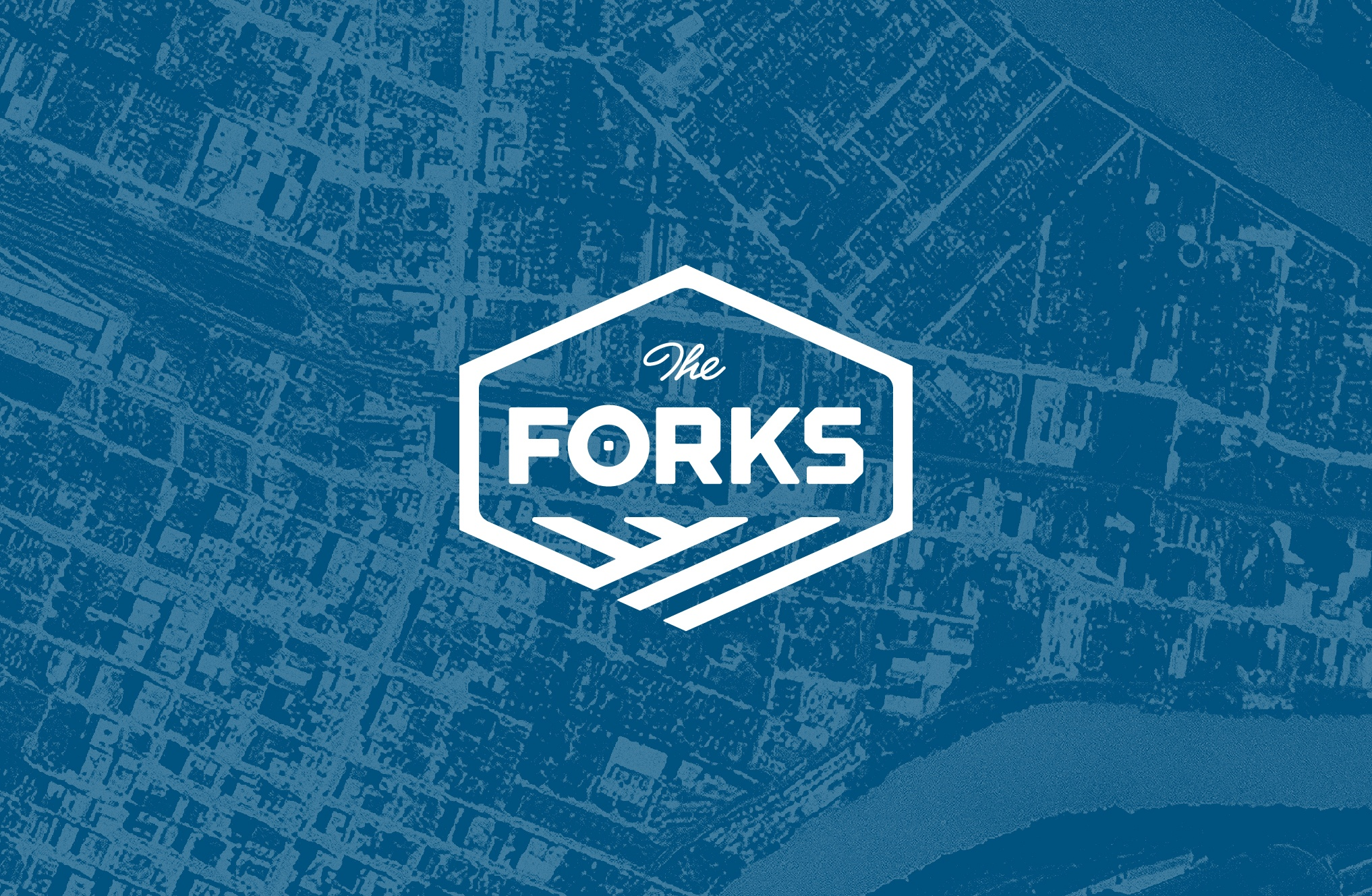The Forks illustration graphic