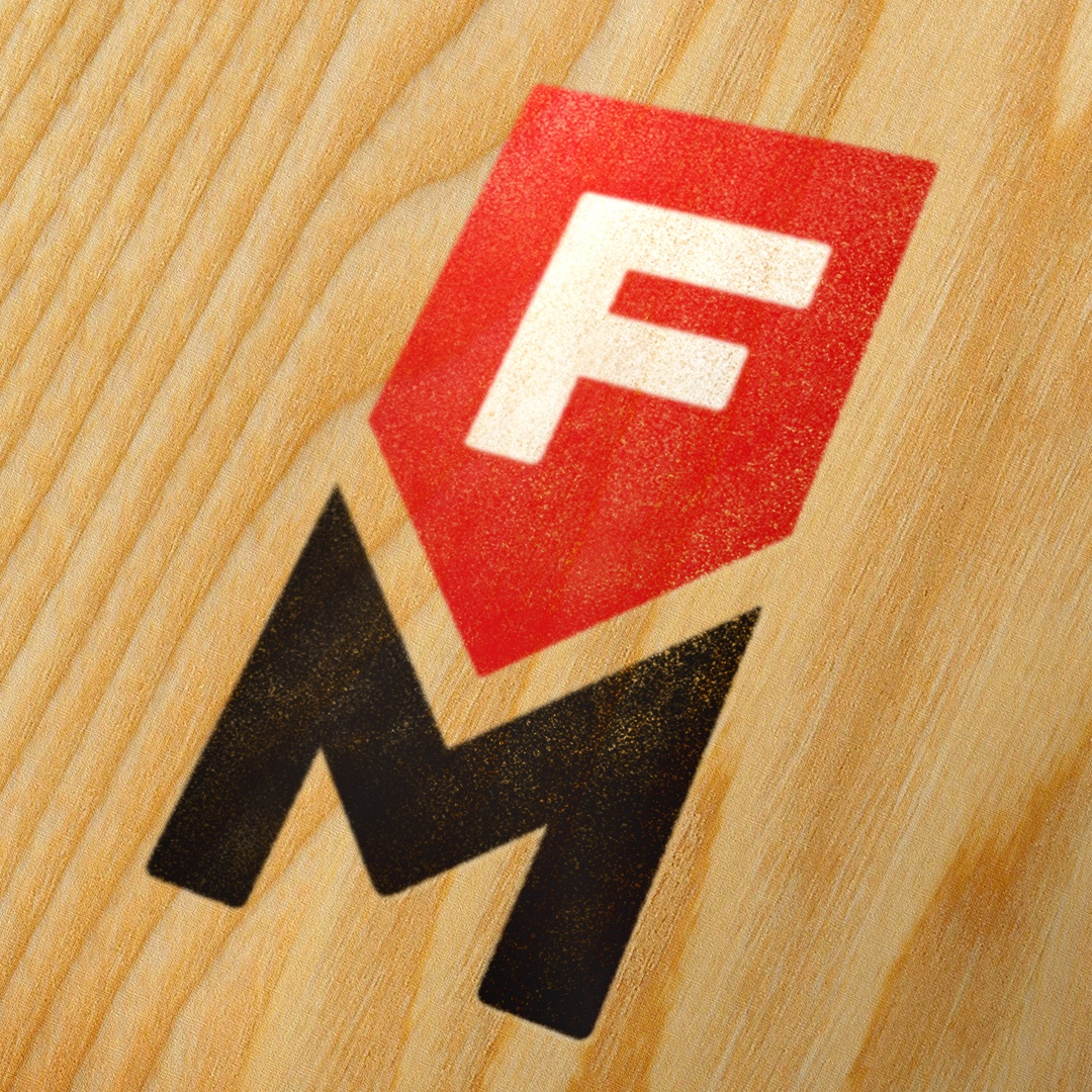 The Forks Market monogram