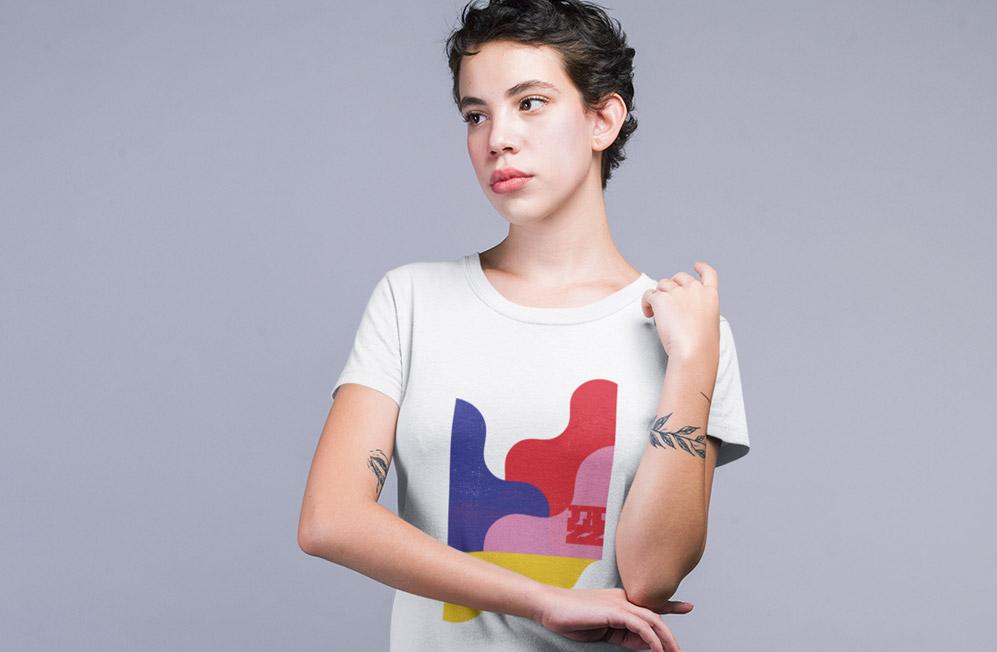 International Winnipeg Jazz Festival merchandise shirt