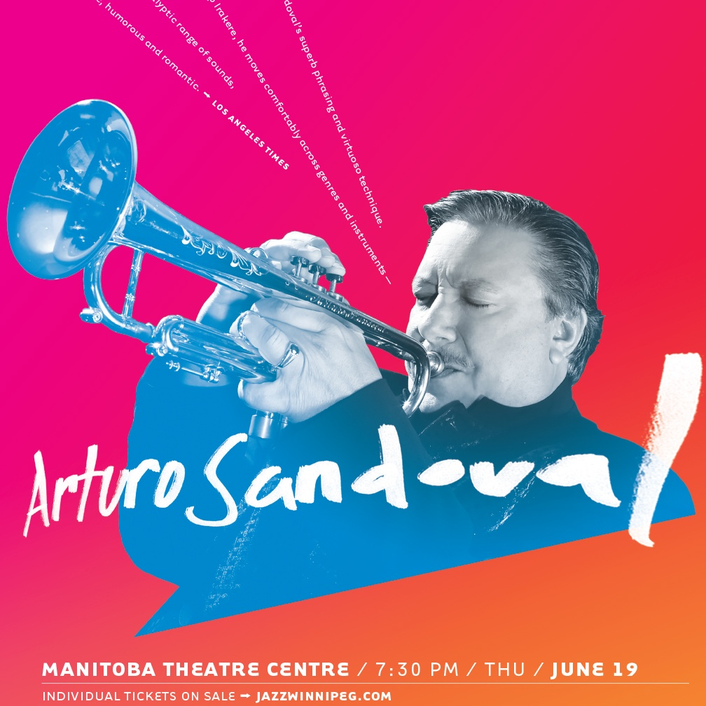 International Winnipeg Jazz Festival Sandoval