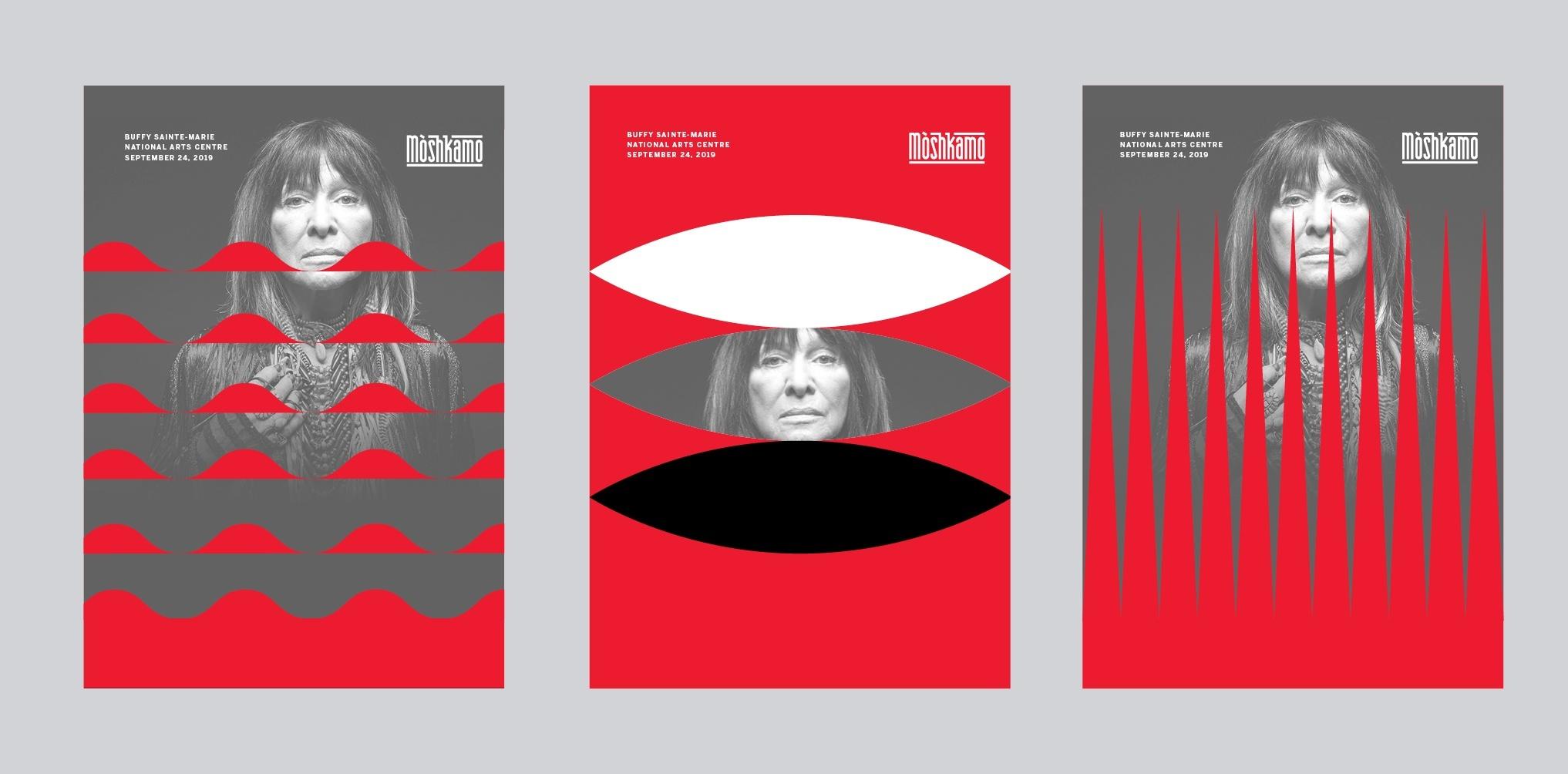Moshkamo poster design
