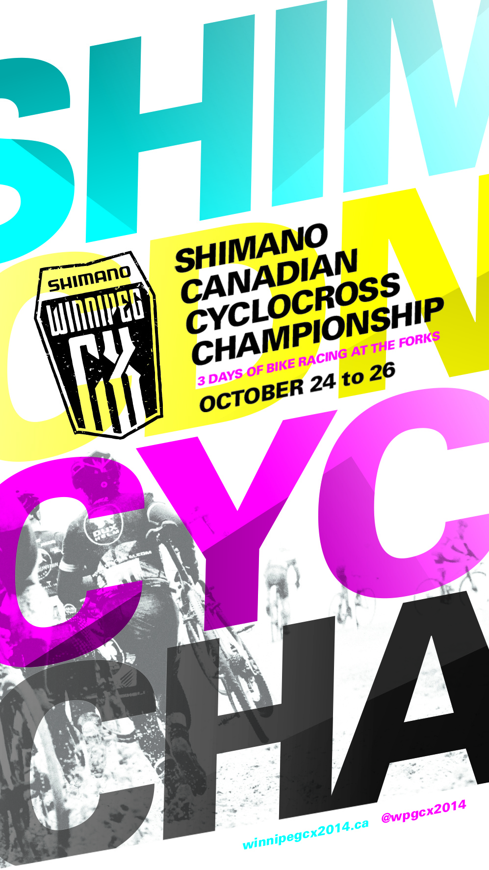 CMX Cyclocross Nationals poster