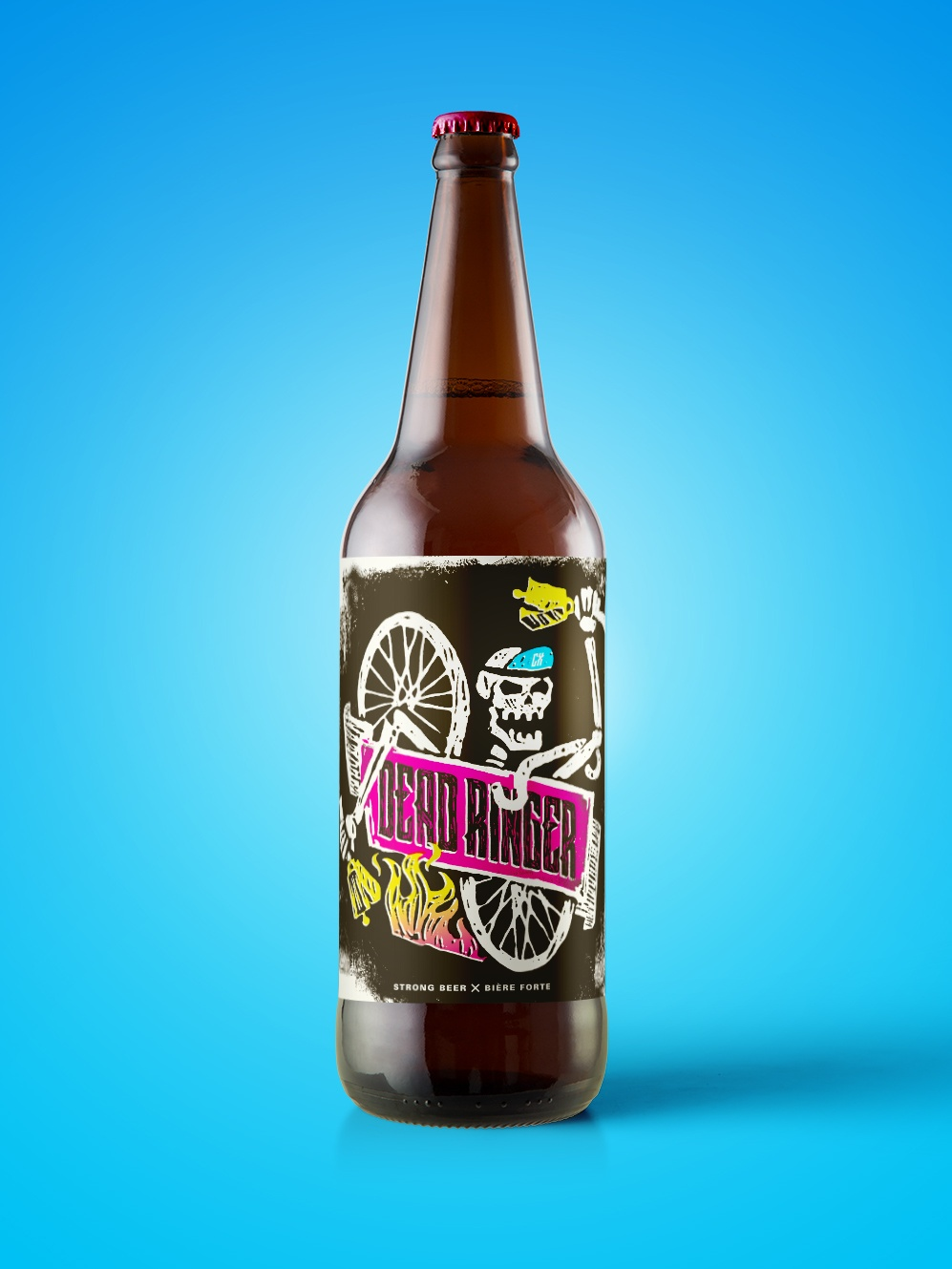 CMX Cyclocross Nationals race deadringer design